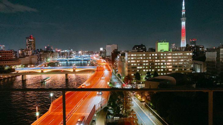 ザ・ゲートホテル両国宿泊記〜隅田川リバーサイドホテル〜